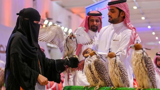 Saudi-Arabien will sich für Frauen stark machen