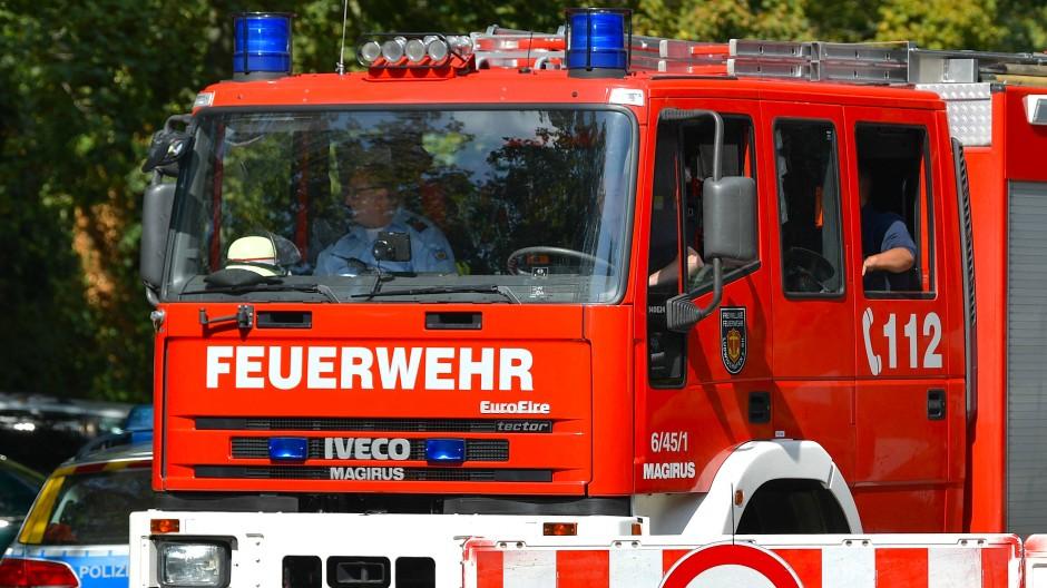 In Usingen kam es am Montagnachmittag zu einem Gasaustritt. (Symbolbild)