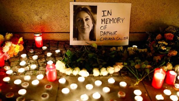 Regierung bietet Millionen Euro für Aufklärung von Journalisten-Mord