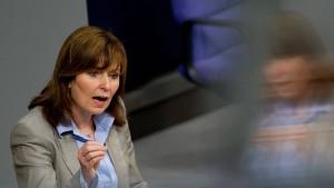 Bundestagsabgeordnete hat ihren Lebenslauf gefälscht