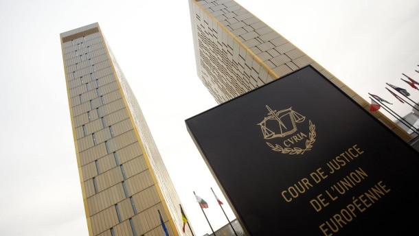 Europäischer Gerichtshof billigt Rettungsschirm ESM