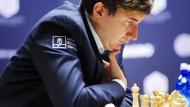 Herausforderer Sergej Karjakin