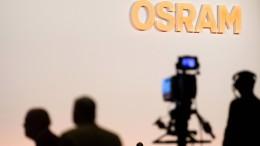 Osram-Übernahme steht offenbar auf der Kippe