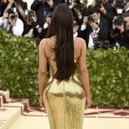 Kim Kardashian zeigt sich bei der Met-Gala in New York