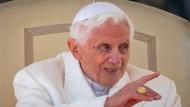 Der bedeutendste Theologe auf dem Stuhl des Bischofs von Rom seit Menschengedenken: Benedikt XVI