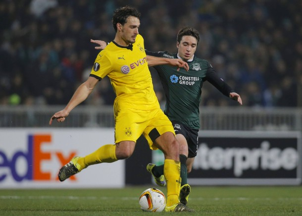 Dortmund Gegen Krasnodar