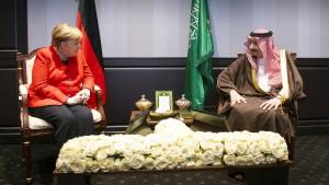 Stopp für Rüstungsexporte an Saudis soll verlängert werden