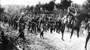 Historisches E-Paper zum Ersten Weltkrieg: Verdun und die Argonnen.