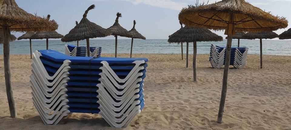 Touristenflaute Wieso Weniger Deutsche Nach Mallorca Fliegen