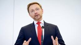 Lindner schließt Jamaika-Neustart aus