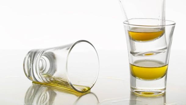 """""""Je länger Sie trinken, umso weniger wirkt der Alkohol"""""""