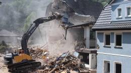 Kommt jetzt die Katastrophen-Pflichtversicherung?