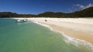 Neuseeland verlangt künftig Eintrittsgebühr von Touristen