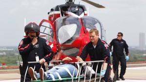14 Verletzte bei Messerstecherei in College