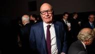 Der Trump-Streichler Rupert Murdoch