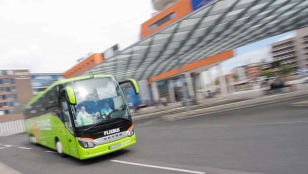 Flixbus nimmt gestrandete Ryanair-Passagiere auf – kostenlos