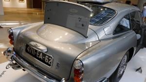 Bonds legendärer Aston Martin versteigert