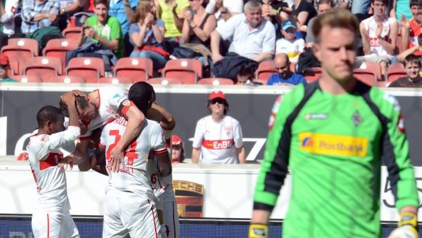 Stuttgart holt sich Rückenwind für den Pokal