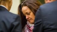 Schweigt seit zweieinhalb Jahren im NSU-Prozess: die Hauptangeklagte Beate Zschäpe