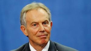 Blairs  Reichtum