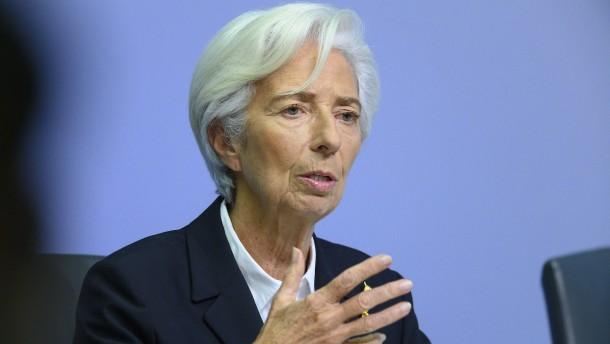 Europäische Zentralbank erhöht Wertpapierkäufe