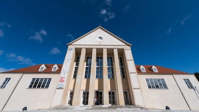 Dresden: Das Europäische Zentrum der Künste Hellerau.