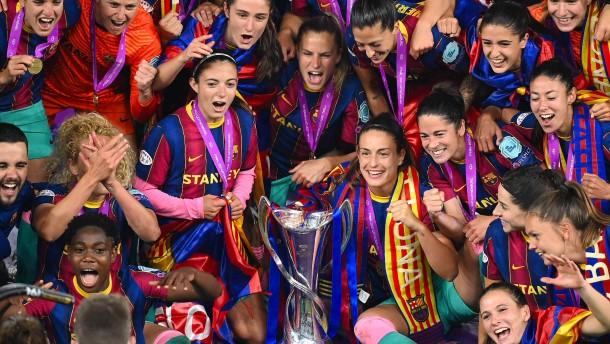 Barcelona gewinnt Champions League