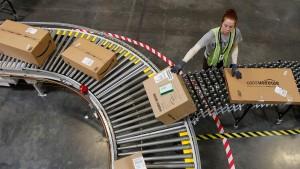 Amazon wächst - und verzichtet immer noch auf Gewinn