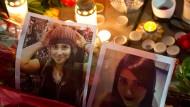 Gedenken an Tugce Albayrak, die an ihrem 23. Geburtstag starb.