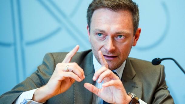 FDP-Chef will mehr Einmischung in die EZB-Politik