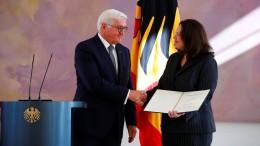 Steinmeier entlässt Nahles aus Ministeramt
