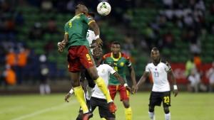 Kamerun folgt Ägypten ins Finale