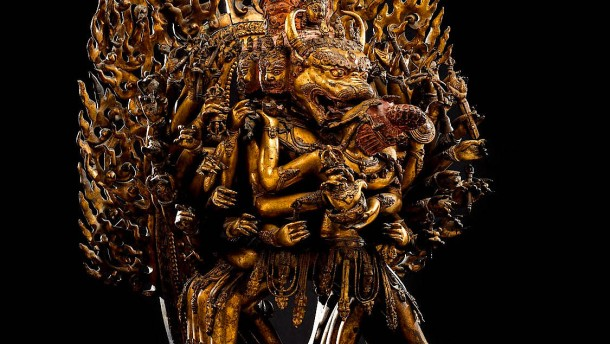 Rekordpreis für Bronzefigur aus der Ming-Dynastie