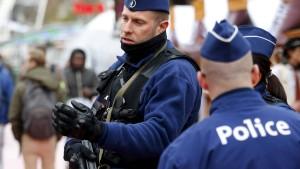 Weitere Festnahmen in Belgien