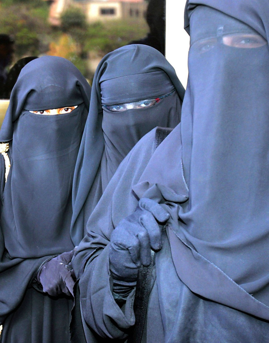 Frauen in Kairo:  Eine patriarchale Gesellschaft