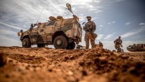 Mehrere Bundeswehrsoldaten bei Anschlag in Mali verletzt
