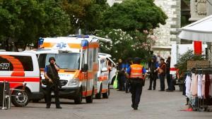 Motiv von Kettensägen-Angreifer war Autounfall vor 18 Jahren