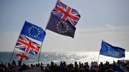 Fortschritte bei Brexit-Verhandlungen