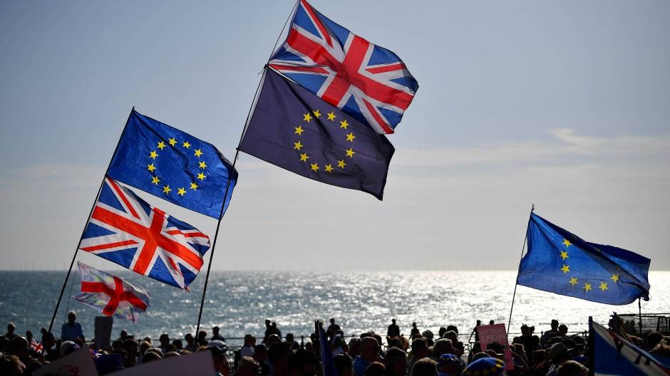 Wird am Ende doch alles gut? Die Brexit-Verhandlungen scheinen auf der Zielgeraden zu sein.