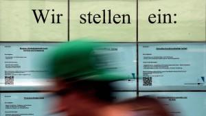 Deutschland spart 85 Milliarden Euro durch Arbeitsmarktaufschwung