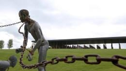Lynchmord-Museum in den Vereinigten Staaten eröffnet