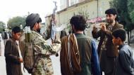 Selfies mit Taliban