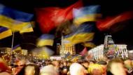 Die Proteste auf dem Majdan gehen weiter - aber wohin?