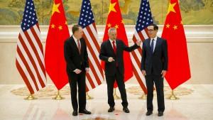 Kommt es in Peking zur Einigung im Handelskonflikt?