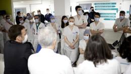 Hilferuf der Pariser Kliniken
