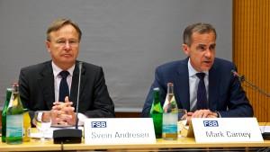 Europa dringt auf Regeln für Schattenbanken
