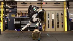 Hier kommt der Roboter-Athlet