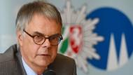 Der Kölner Polizeipräsident Wolfgang Albers