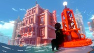 """Land unter: Die Game-Förderung will dafür sorgen, dass es deutschen Videospielentwicklern nicht geht wie Kay, der Protagonistin aus """"Sea of Solitude"""" (Jo-Mei-Games)."""