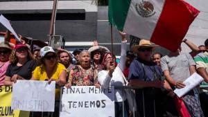 Mexiko feiert Einigung mit Trump